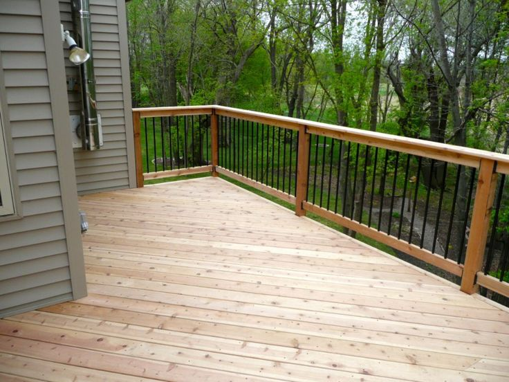 Best Deck Railing Balusters See Lots Of Deck Railing Ideas Http 400 x 300