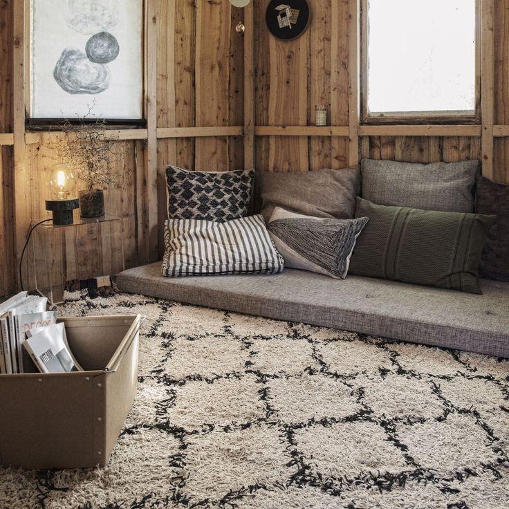 Adoptez un tapis kilim pour un sol douillet