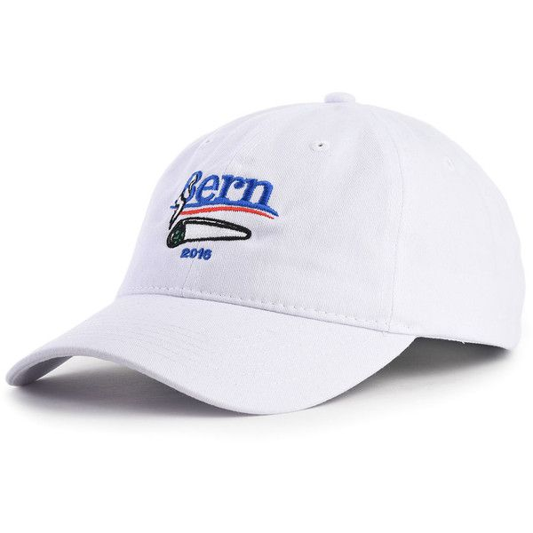 81f131ab539bd ... the meme teams the bern one dad hat in white 26 liked on  any memes caps  snapback ...