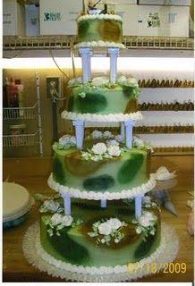 Joy of Cakes Blog: Crazy Wedding Cakes From Around The World
