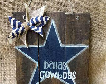 Dallas Cowboys wall hang