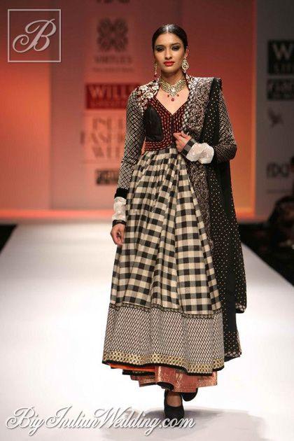 Ashish, Viral & Vikrant Wills Lifestyle India Fashion Week 2013 | Lehengas & Sarees | Bigindianwedding