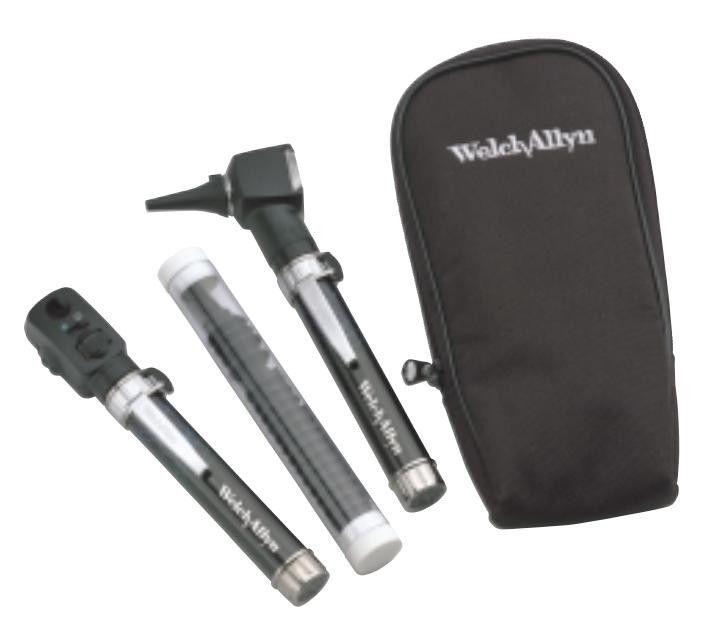Comparta esta información y obtenga un cupón para FLETE GRATIS. Estuche Diagnostico Sentidos Welch Allyn Pocket Junior 95001. #espirometros