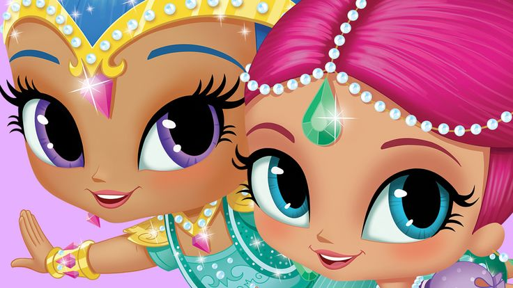 Theme Song: Shimmer and Shine Video Clip