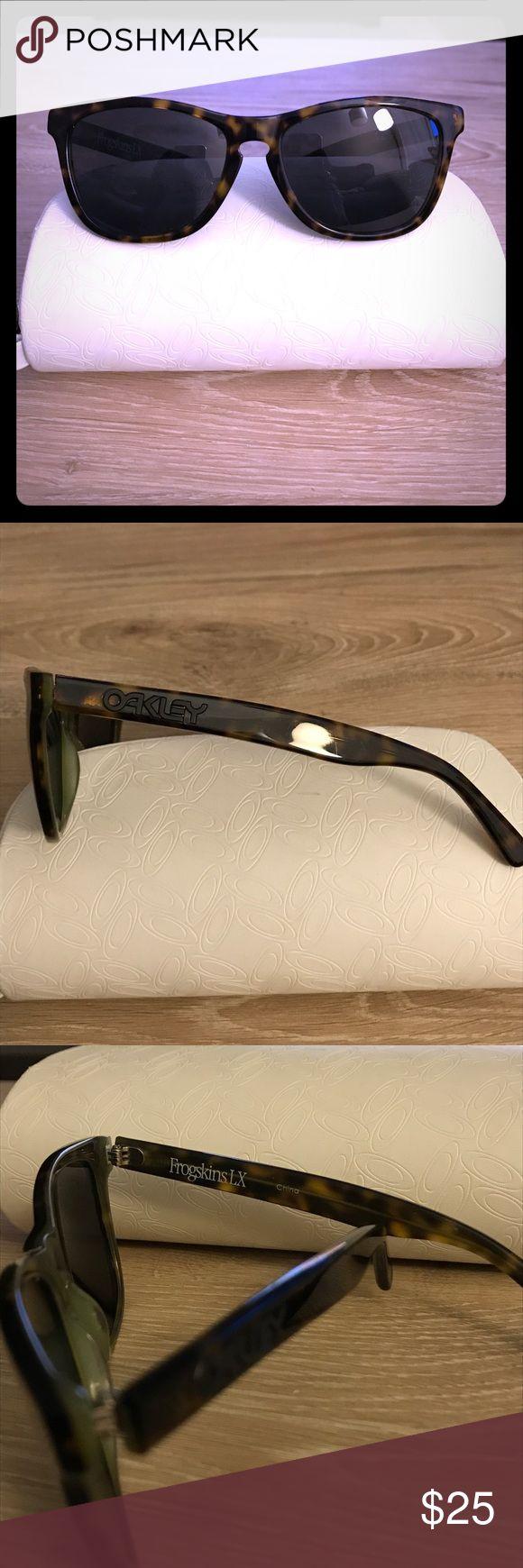 Oakley Frogskins LX Tortoise shell Oakley Frogskins LX sunglassses Oakley Accessories Sunglasses