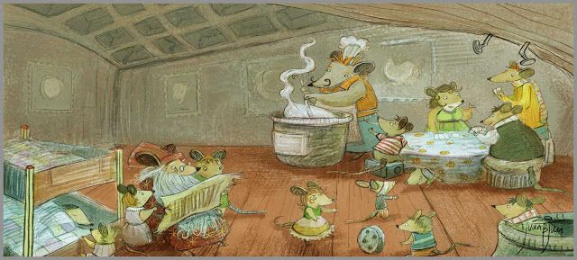 juanbjuan children illustration: