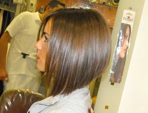 20 New Brown Bob Hairstyles   http://www.short-haircut.com/20-new-brown-bob-hairstyles.html