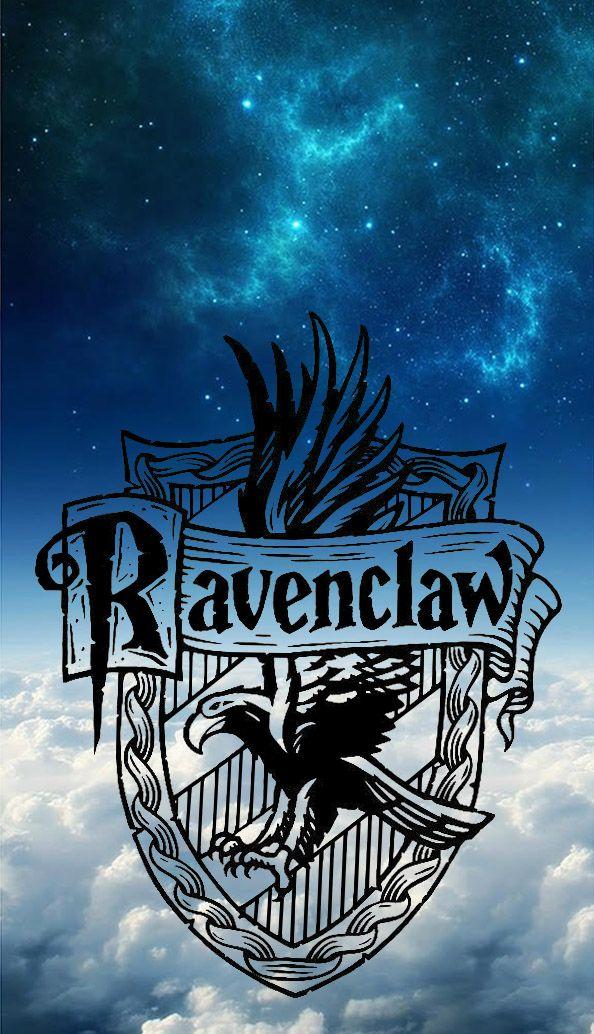 Ravenclaw Phone background/wallpaper. Has ravenclaw symbol