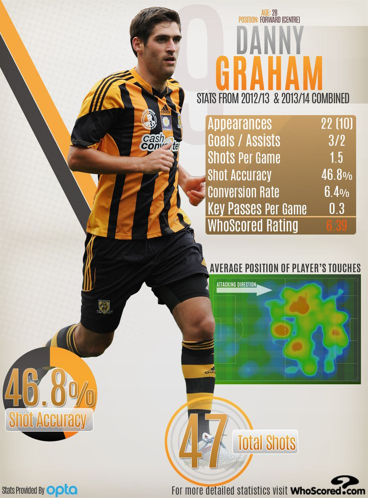 Danny Graham | Swansea & Sunderland & Hull City | 2012/13 - 2013/14