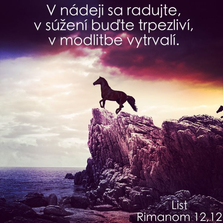 List Rimanom :) Citát z Biblie ;)