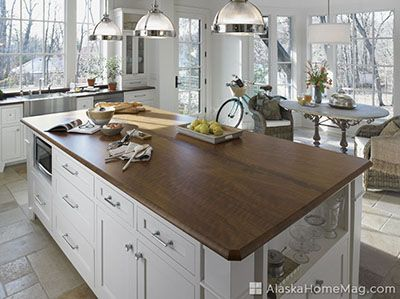 Formica Black Walnut Timber Makes A Beautiful, Dynamic Laminate Countertop  Or Kitchen Island