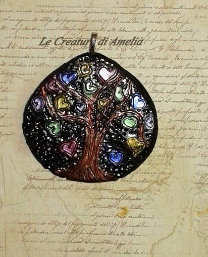 Tree of Heart https://www.facebook.com/Le-Creature-di-Amelia-Antica-Madre-213397572041474/