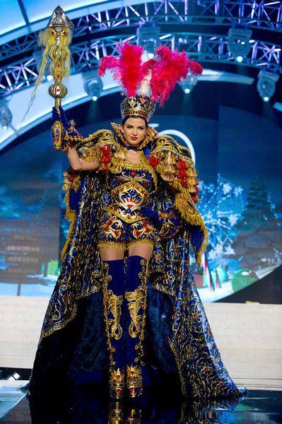 MIss Universe National Costumes 2012  MIss Peru