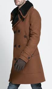 """Résultat de recherche d'images pour """"manteau col fourrure homme"""""""