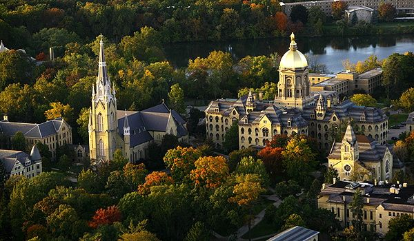 University of Notre Dame: Favorite Places, Notredame, Thee Our, Fighting Irish, College, South Bend, Our Lady