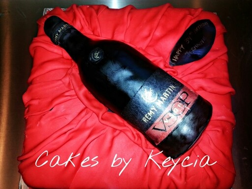 Remy Martin Cake Cupcakes Cakes Pinterest Martin O