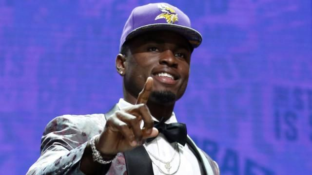 "Vikings are the ""right spot"" for Treadwell"