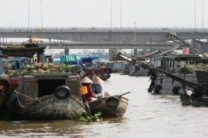 Cai Rang morning market on the Mekong Delta »Experience Travel Group Blog » Vietnam family holidays – an overview of where to go, when, what to do and which hotels?
