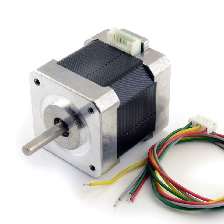 Best 25 stepper motor arduino ideas on pinterest for Industrial servo motor tutorial