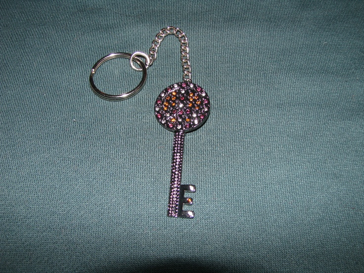 Key Chain    http://www.facebook.com/pages/Ebb-and-Flow-Custom-Jewellery/534531073247136