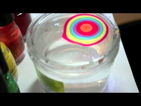 Nail Art Tuto- Water Marble FRENCH!!!