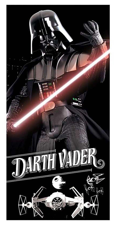 Star Wars Darth Vader Head Beach Towel