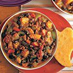 Black Bean and Butternut Squash Chili Recipe   MyRecipes.com