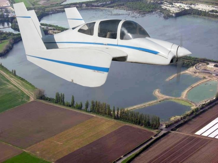 flying cars | The 'Wernicke Flying Car'