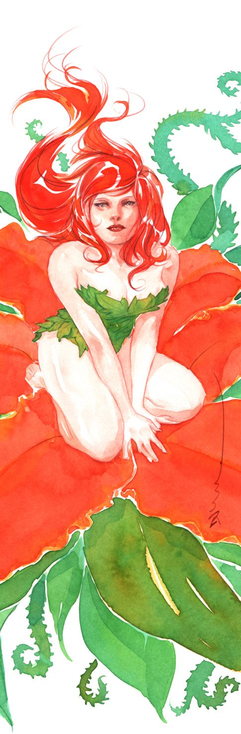 Poison Ivy by Dustin Nguyen *