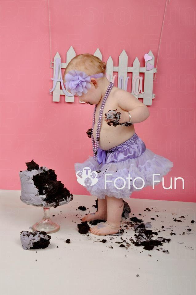 Smash the cake, Alanna