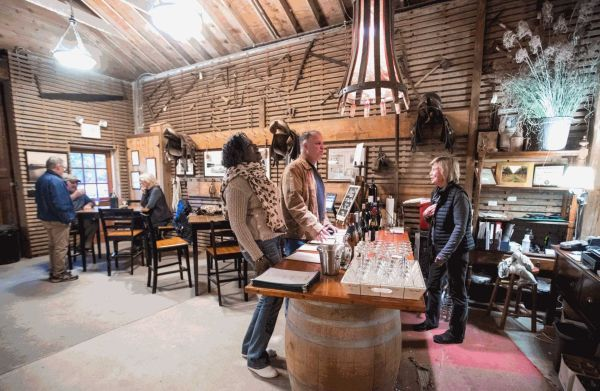 Long Island wineries with unique tasting rooms | Newsday