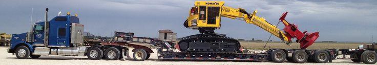 Las cargas pesadas y de gran tamaño | Los mejores trailers de almacenamiento