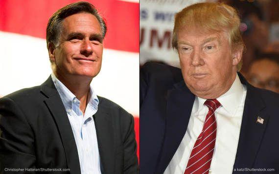 Mitt Romney's Speech and the Republican Showdown: Mitt Romney Net Worth vs. Donald Trump Net Worth