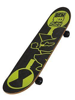 Ben 10 Alien Force Skateboard