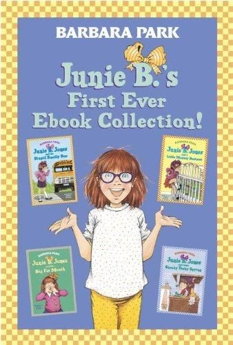 Junie B.'s First Ever Ebook Collection!: Books 1-4 (Junie B. Jones Box Set)