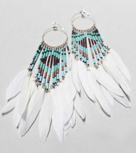 25 en g zel k peler 13 tak pinterest feathers boho for Native american feather jewelry