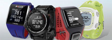 GPS-Uhren zum Laufen im Vergleich