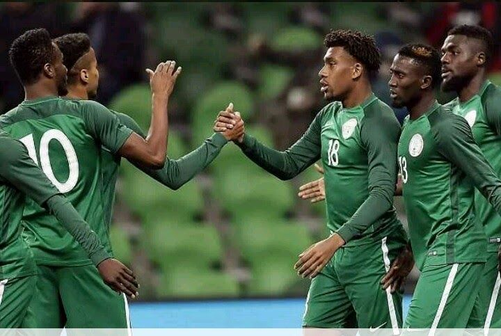 Breaking News: Super Eagles Of Nigeria Defeats Argentina