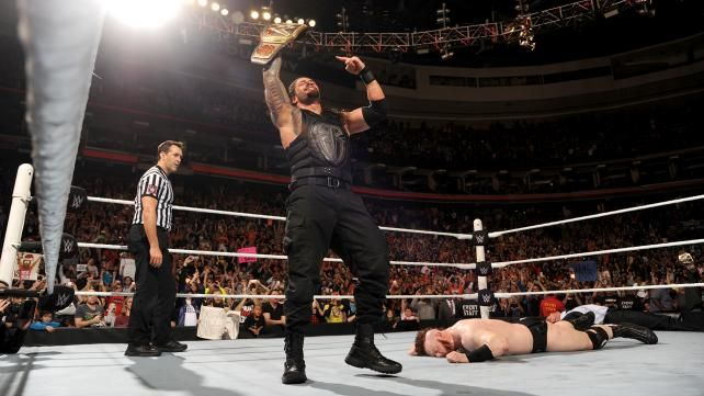 2016 Will Define Roman Reigns' WWE Legacy