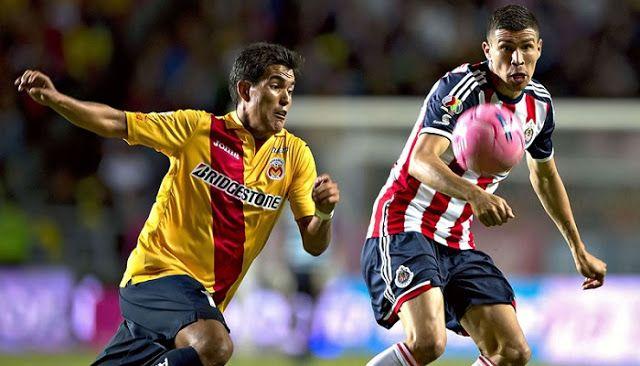 Chivas de Guadalajara vs Morelia en vivo