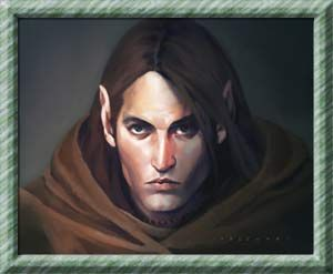"""Elven Names: a """"generator"""" of sorts that allows you to create Elven names either by chance (a roll of the die) or by choice. This is how I create some of my favorite names for World of Warcraft characters. Eilvanas, my Night Elf Hunter, can be translated as """"fletcher of the azure forest."""""""