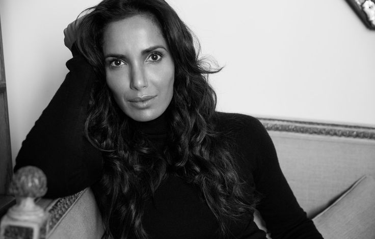 "The host of Top Chef, Padma Lakshmi, really has this whole ""midnight snack"" thing figured out."