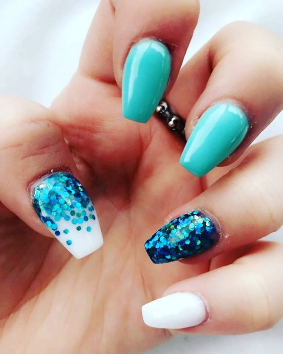 64 short acrylic nails designs for summer 2018 pinterest latest you should stay updated with latest nail art designs nail colors acrylic nails solutioingenieria Choice Image