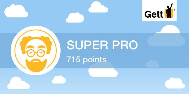 I'm a Gett Super Pro. What's your status? Use my code GTKECEC  and enjoy up to £50 off your next 10 rides! http://invite-uk.gett.com/code/GTKECEC