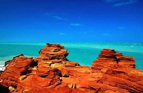 #Gantheaume Point, Broome WA (Australia) - http://vacationtravelogue.com Easily find the best price and availability - http://wp.me/p291tj-7n