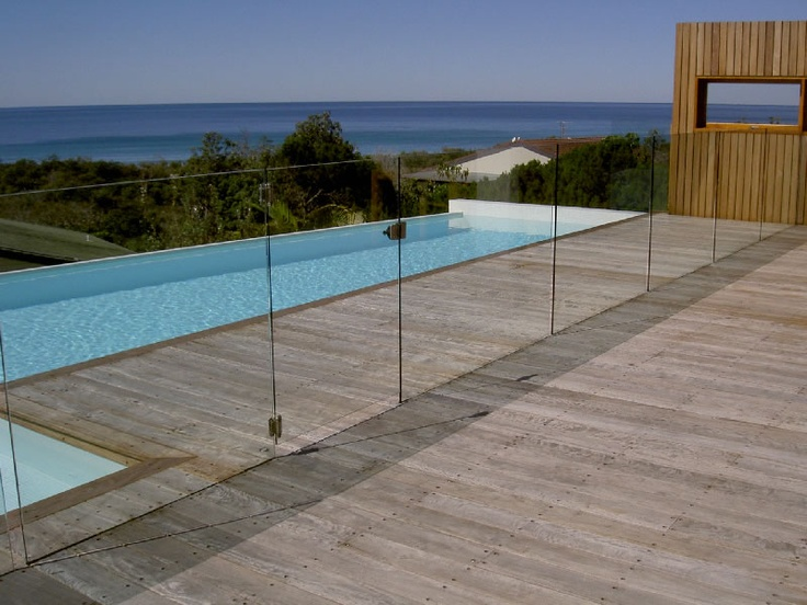 Frameless Glass Pool Fencing In Glazing Channel Glass Pool Fencing Melbourne Pinterest