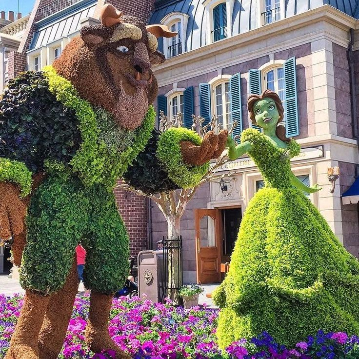 1000 images about disney topiaries on pinterest disney - Epcot flower and garden festival 2017 ...