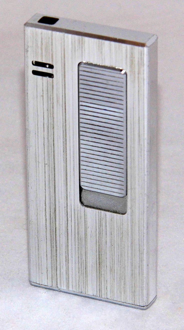 Vintage Colibri Butane Cigarette Lighter, Made In Japan ...