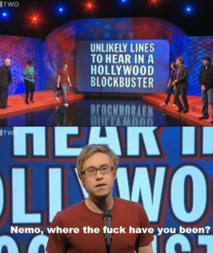 Have I got news for you- Russell Howard #comedy #funny #quote