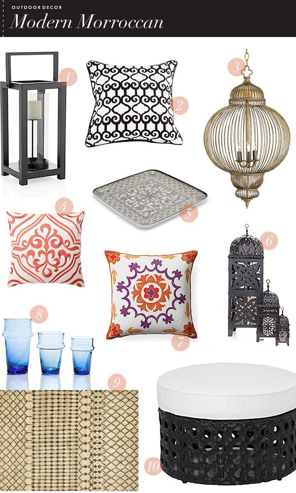 [Guest Post] lust luxe love Outdoor Style